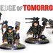 Lego Edge Of Tomorrow William Cage Battle Suit by Tuminio