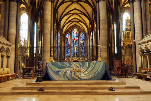 Cherie 39 S Place Salisbury Cathedral The High Altar