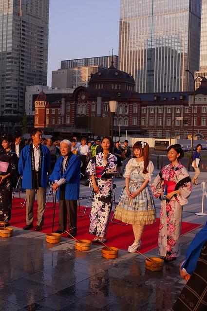 Marunouchi de Uchimizu project 04