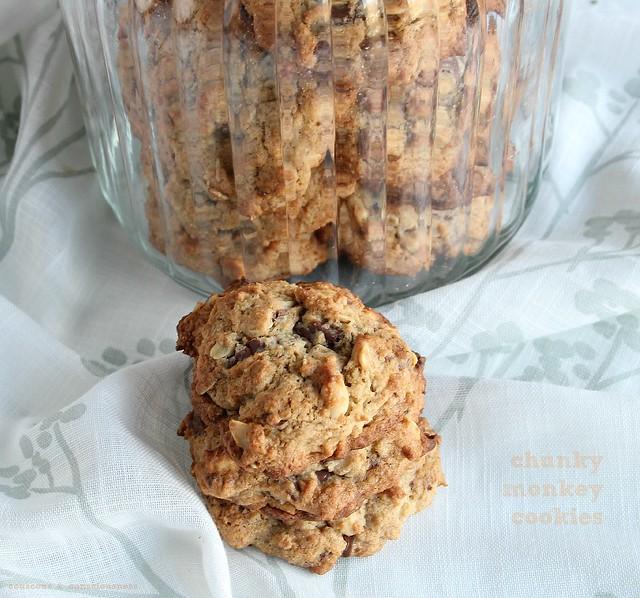 Chunky Monkey Cookies 3