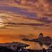 Breaking Dawn in Rio de Janeiro - MIRANTE DONA MARTA - AMANHECENDO NO RIO DE JANEIRO by ¨ ♪ Claudio Lara ✔