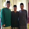 Pagi raya with my bros!