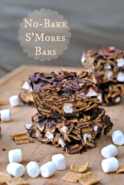 No Bake S'mores Bars 1