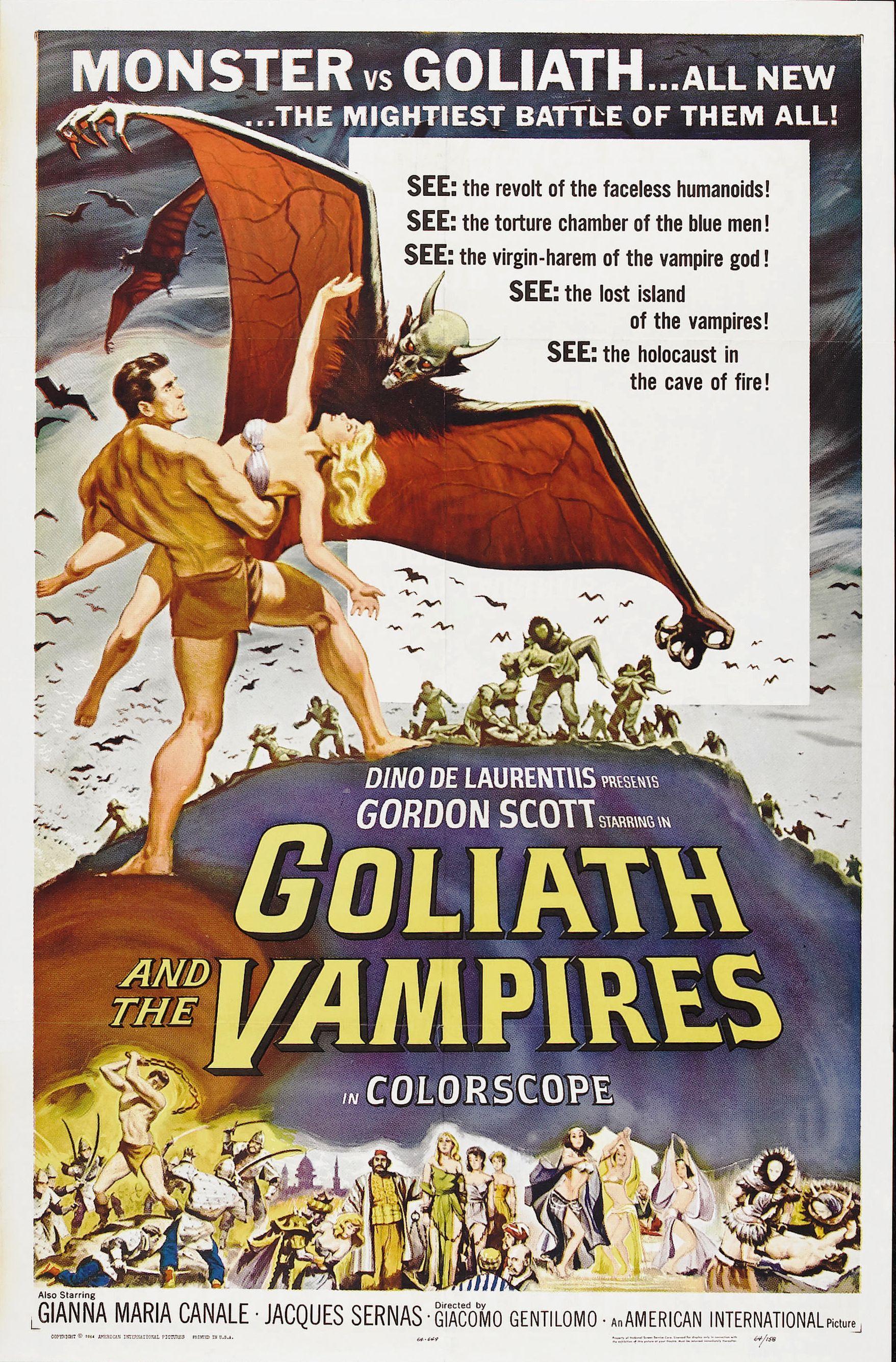 Maciste vs. the Vampire (1961)