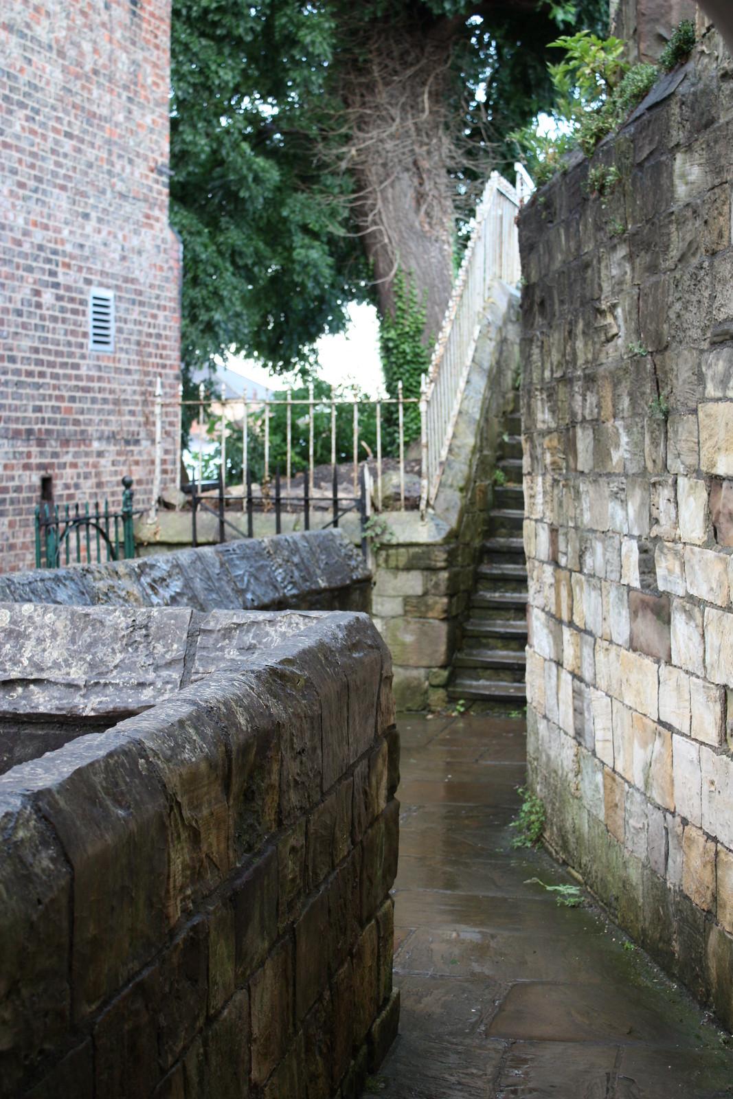 York Roman Wall