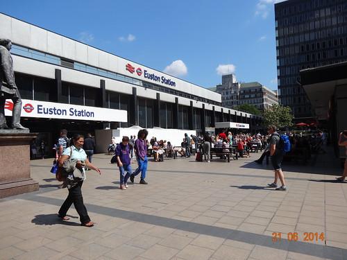 001 - Euston Station