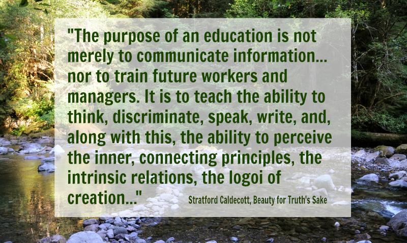Purpose of Education
