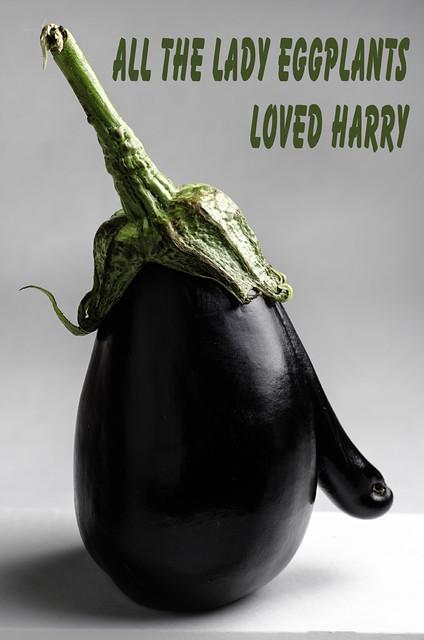 Eggplant Harry 2