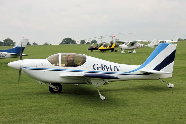 G-BVUV