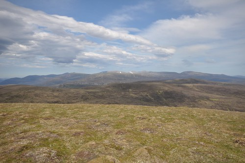 High Cairngorms