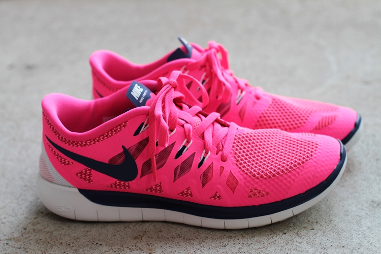 nike free 5.0 pink intersport