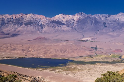california trip travel vacation lake water desert great basin mojave sierranevada bishop owensvalley bigpine inyonationalforest basinandrangeprovince 09s13