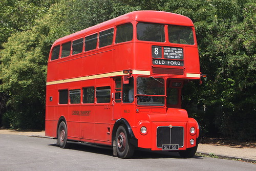 RML3 SLT 58 at Routemaster60 (c) David Bell