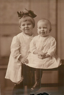 Beulah and her brother Glenn
