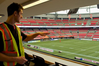 All Access Tours of BC Place
