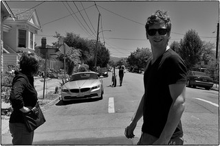 Tall Bike Test Ride, Oakland, CA, July 26, 2014