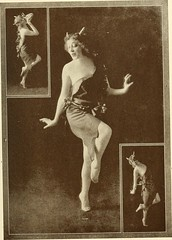 """Image from page 36 of """"Dancing with Helen Moller; her own statement of her philosophy and practice and teaching formed upon the classic Greek model, and adapted to meet the aesthetic and hygienic needs of to-day, with forty-three full page art plates;"""" (1"""