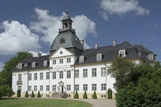 Image of  Charlottenlund Slot.