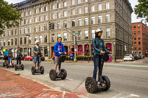 Boston Segway Tour