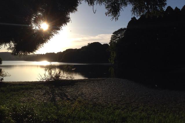雄蛇ヶ池でジョギング09