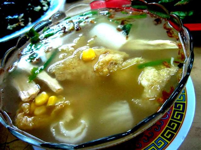 A+ fish maw soup 1