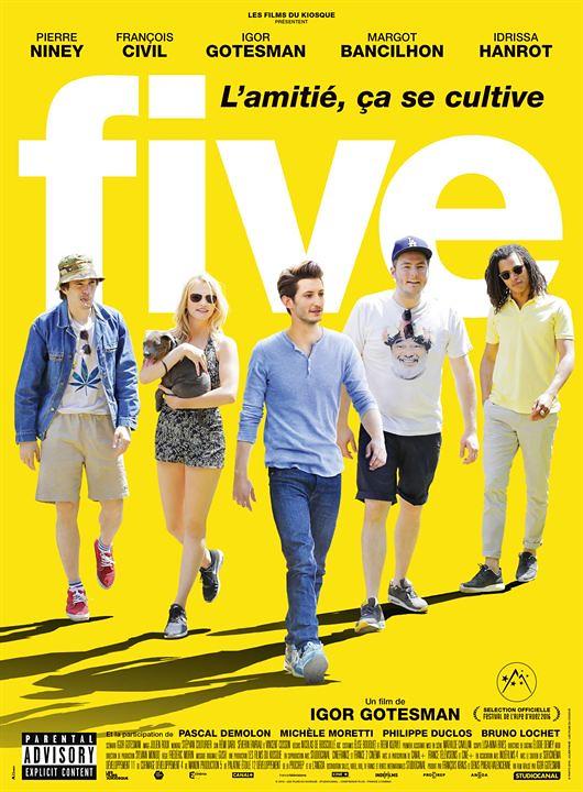 five affiche