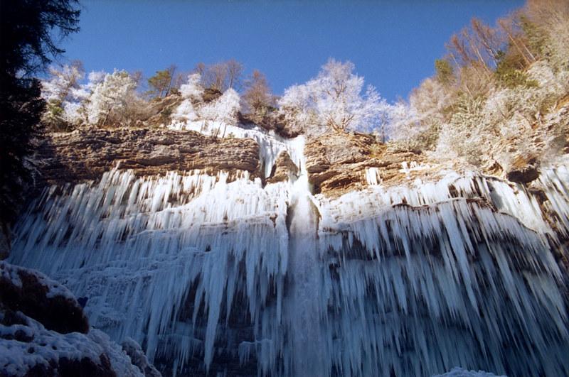 Pericnik in Winter