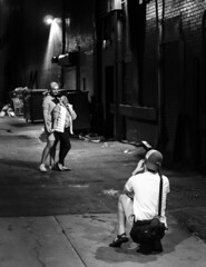 Shooting In Alley