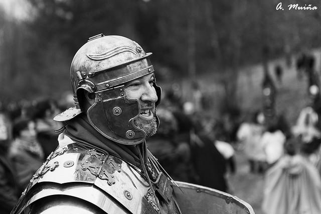 Roman Soldier of the Invasion of Hispania