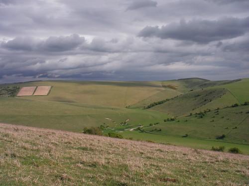 Saxon Down and Caburn Hillfort