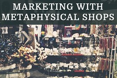 tarotprose: Marketing With Metaphysical Shops. This post was inspired by a wonderful conversation I had with @nicstoirm about marketing your services to local metaphysical shops. Note: Before I begin this post I would like to encourage everyone to please