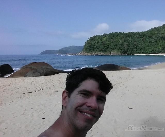 naturist beach 0001 praia Brava de Trinidade, Rio de Janeiro, Brasil