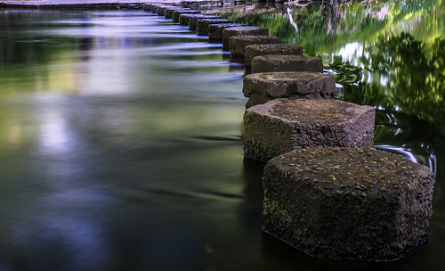 Stepping Stones, Box Hill
