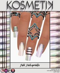 .kosmetik Fable Nails.sprinkles