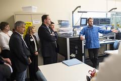 Acting Administrator Lightfoot Visits Sierra Nevada Corporation (NHQ201704060031)