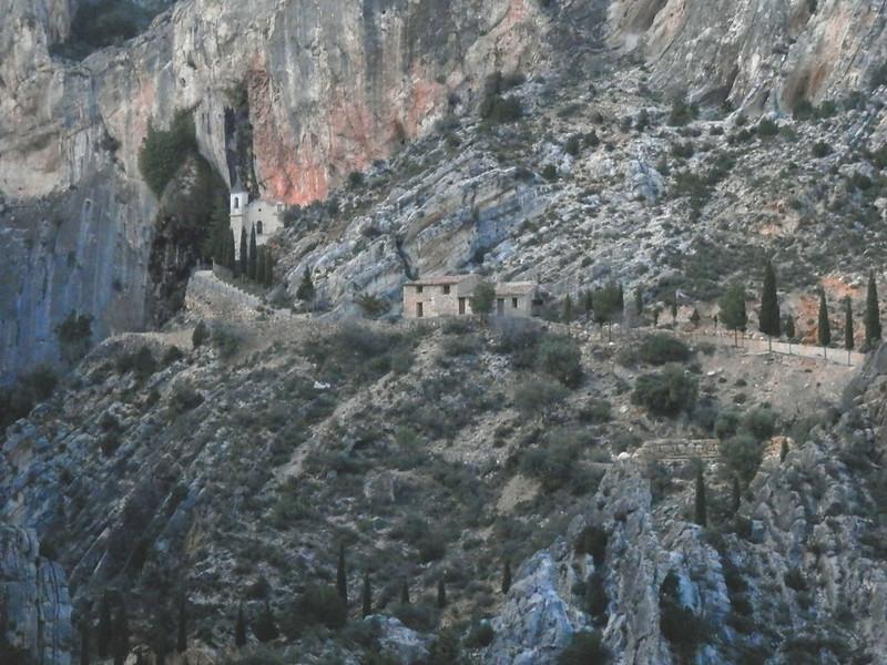 Subida a la ermita del Llovedor
