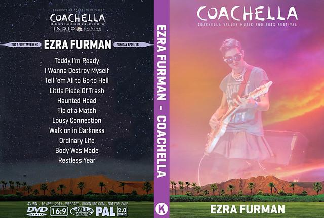 Ezra Furman - Coachella 2017
