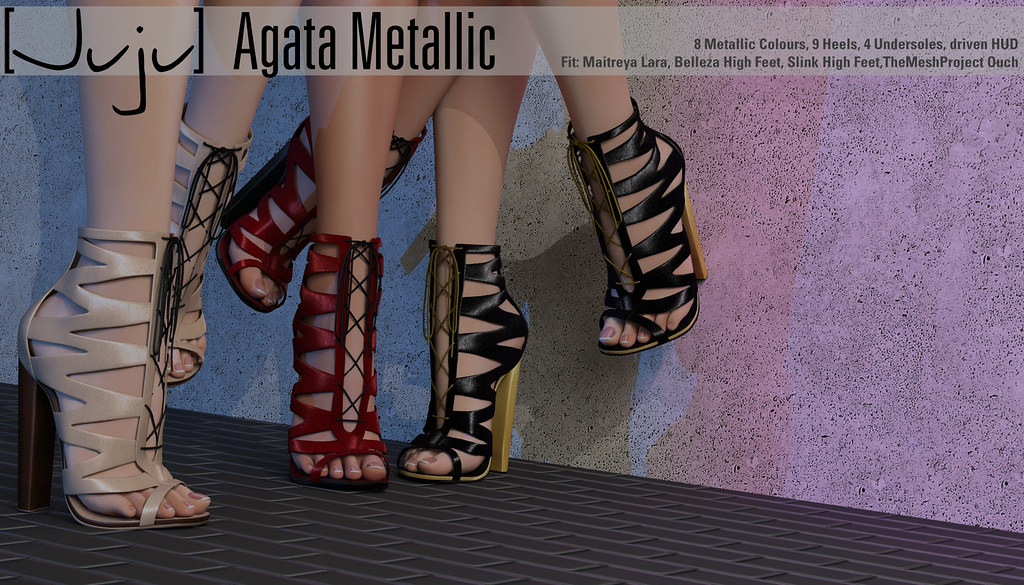 [Juju] Agata (metallic) for Kustom 9 - SecondLifeHub.com