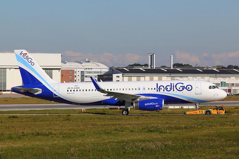 Indigo - A320 - D-AXAK (2)