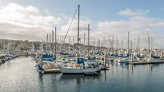 My first time lapse of Monterey Marina - Monterey, CA