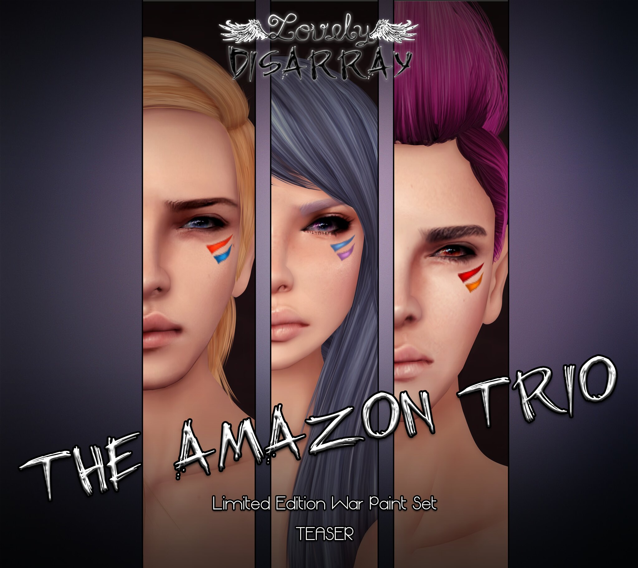 Lovely Disarray - The Amazon Trio TEASER