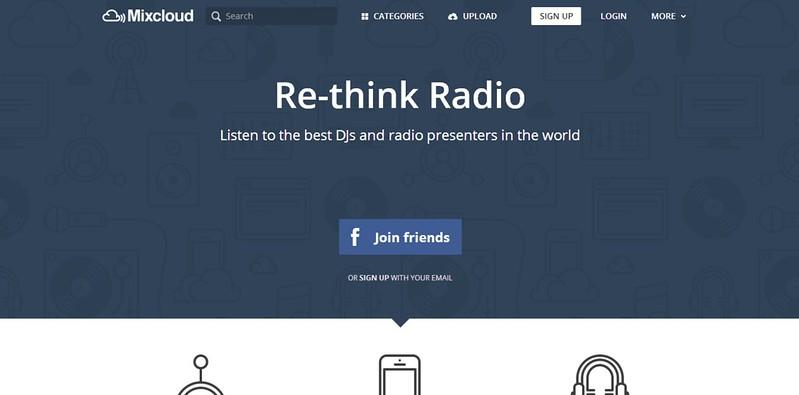Mixcloud - Making radio better Mixcloud