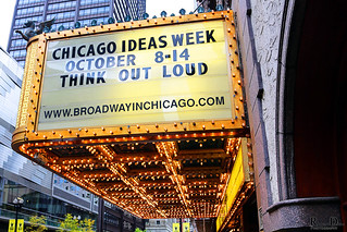 Beautoful Chicago - the Oriental Theatre