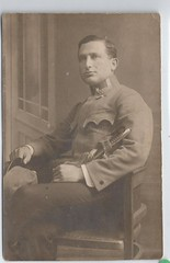 Poland Jewish Soldier WWI 10997