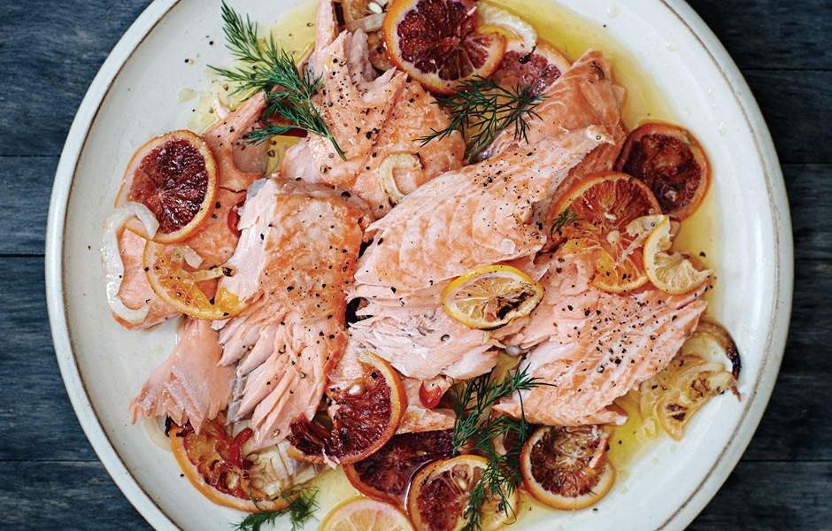 slow-roasted-salmon-with-fennel-citrus-and-chiles-940x600