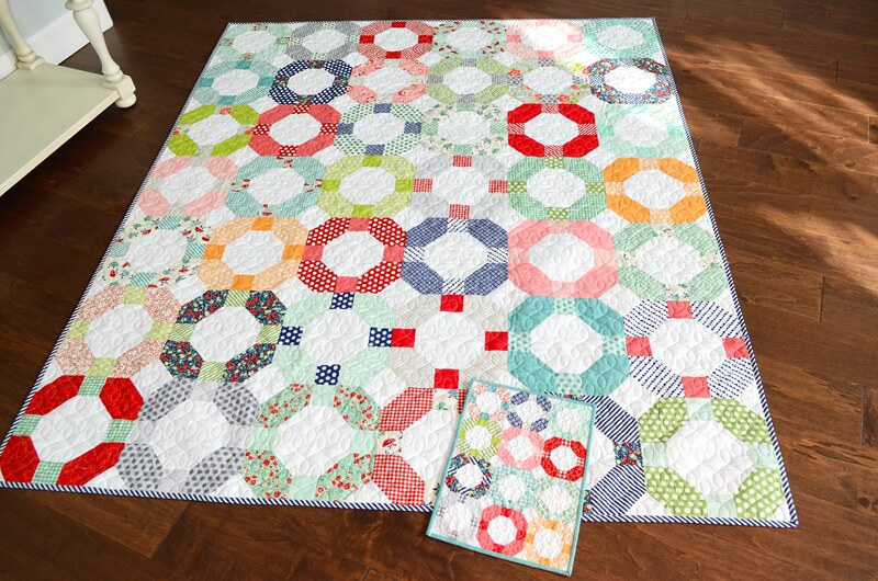 Love Patchwork Cheerio