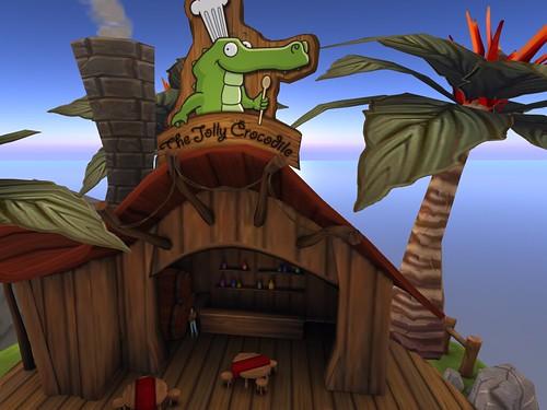 Palace of Tears Hunt: The Jolly Crocodile