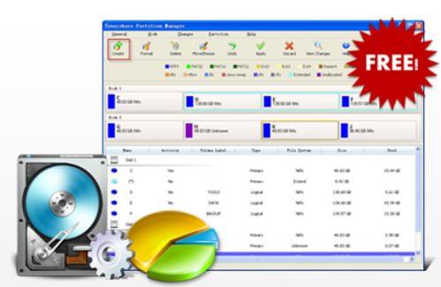 logiciel gratuit Tenorshare Partition Manager 2014 Licence gratuite logiciel de partitionnement de disque dur Windows 8.1 dans 100 Gratuit 13933265924_36bb3b833a