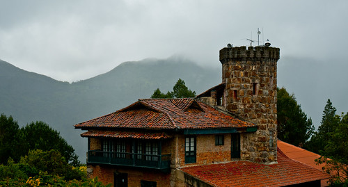 Photo set from Bogota, Colombia (April 17 to 19, 2014). Photo from Monserrate.