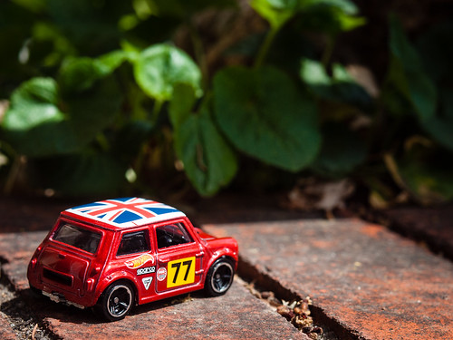 Hot Wheels Mini Cooper